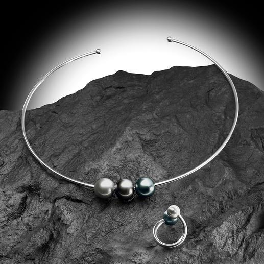 Bijoux Perles de Tahiti La variante la plus actuelle des précieux bijoux à perles.