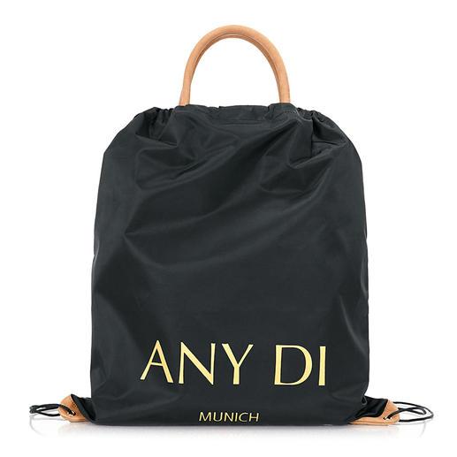 Sacoche d'affaires Any Di La preuve qu'une sacoche peut également être stylée (et polyvalente). Par Any Di, Munich.