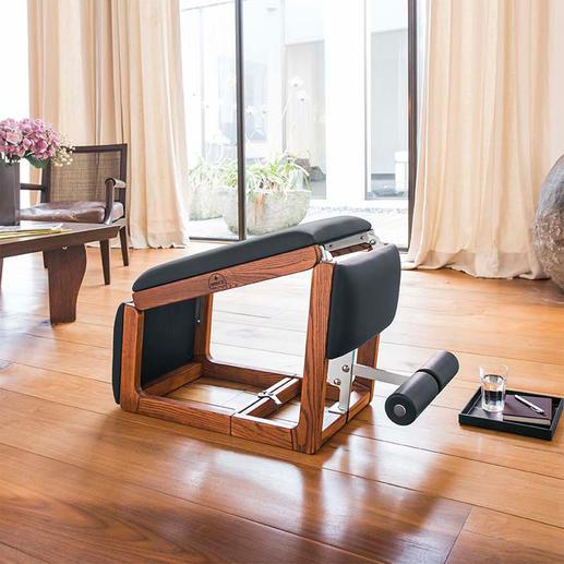 TriaTrainer L'appareil de fitness élégant et polyvalent.