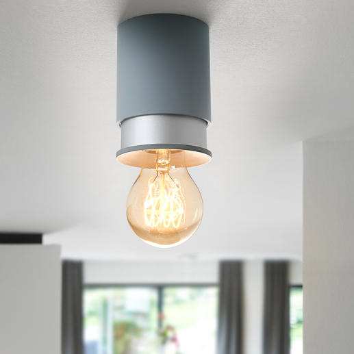 Twister Lighting® Une lampe montée en un tour de main.