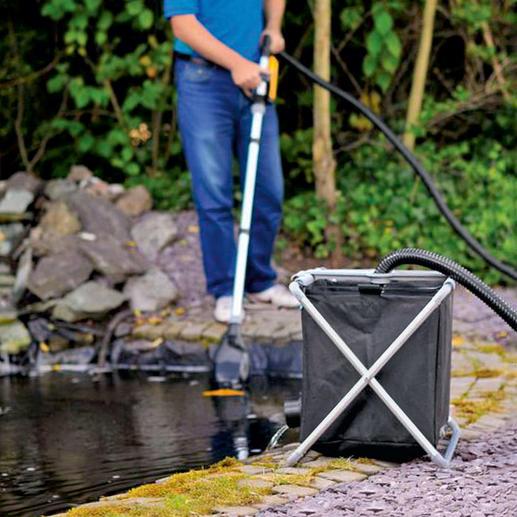 Aspirateur manuel pour bassins Pond Vac