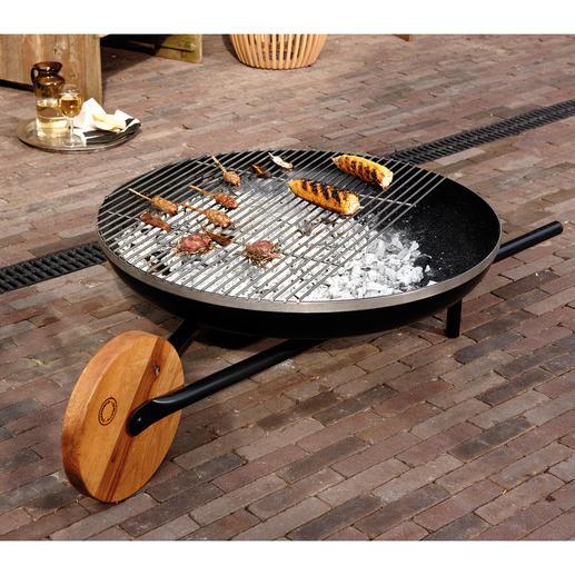 Coupe à feu avec fonction grill « Barrow »