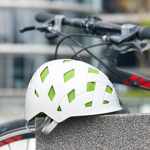 Casque de vélo Rockwell Urban - Le casque de vélo offrant une protection optimale contre les chocs et au seyant parfait.
