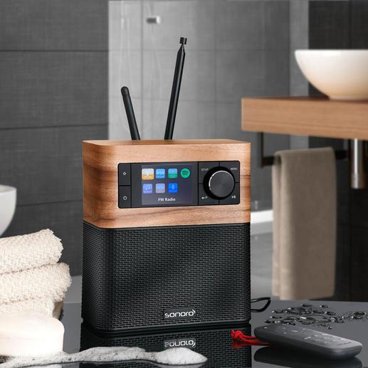 Chaîne sonoroSTREAM Le système audio compact de toute première qualité.