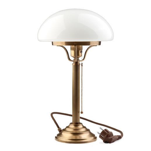 Lampe champignon « Berliner Messing-Pilzlampe »