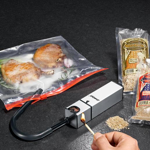 Smoke-Box Des plats finement fumés, rapide et simple comme jamais.