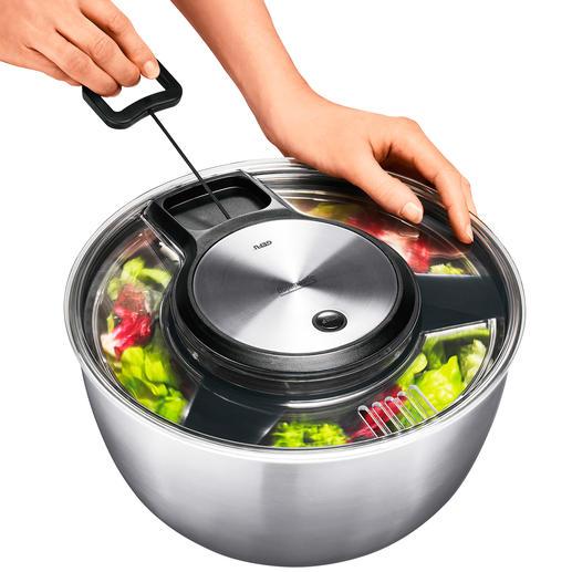 Essoreuse à salade Gefu® Cette essoreuse à salade primée est un produit de qualité durable.
