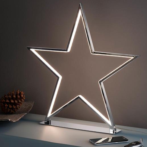 Etoile de lumière - En harmonie avec tous les types d'intérieurs.