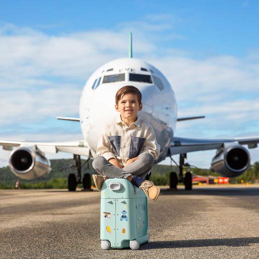 BedBox® BedBox® transforme le siège d'avion de votre enfant en un lit confortable.