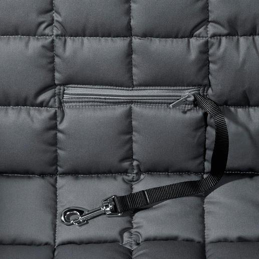 Accès aux ceintures de sécurité conformément au code de la route allemand (StVO).
