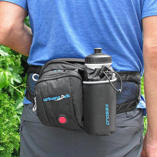 Plus besoin de porter votre équipement en randonnée, en promenade, pour visiter une ville …
