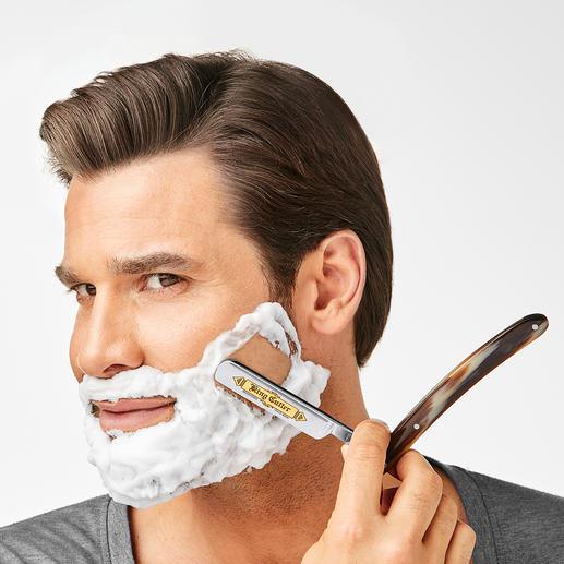 Lot véritable rasoir coupe-choux King Cutter, 5 pièces Chouchoutez votre barbe avec le véritable King Cutter – incarnation du style depuis 1906.