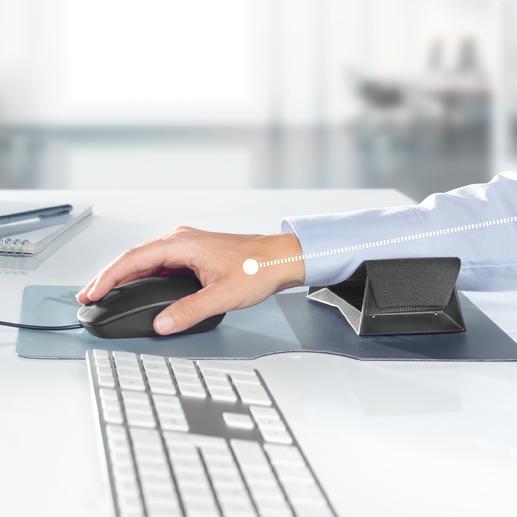 Repose-bras Zero G glider® Ce support soutient votre avant-bras à chaque mouvement de la souris.
