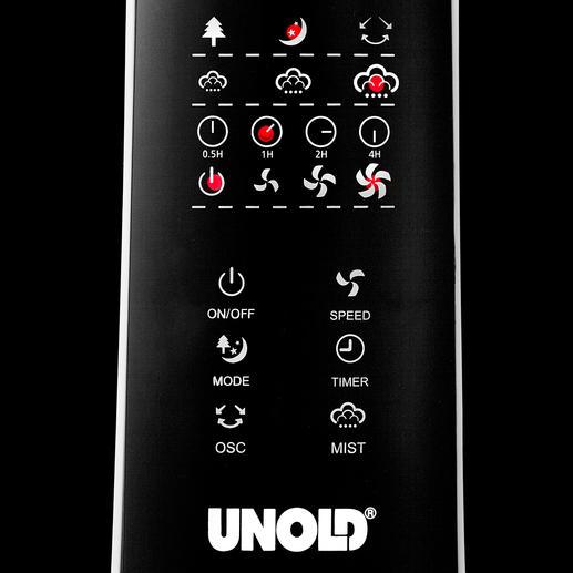 Avec écran tactile (au lieu de boutons inesthétiques).