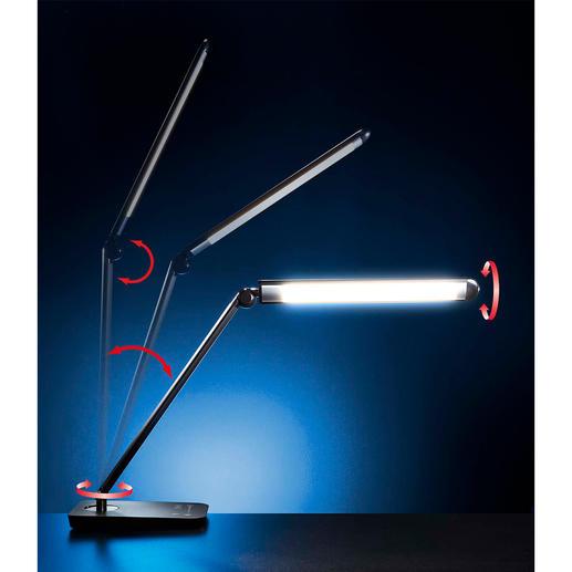 Lampe LED dynamique