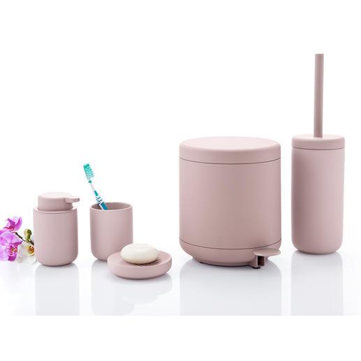 Ligne de salle de bains UME Design primé épuré et surfaces nobles pour un look résolument tendance.