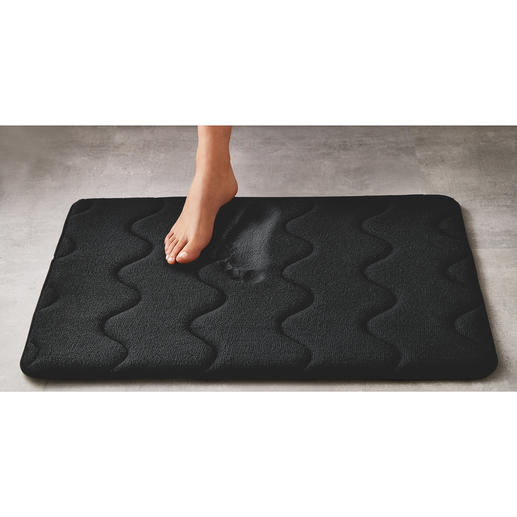 La mousse à mémoire de forme s'adapte parfaitement à la forme de votre pied et vous donnent la sensation de marcher sur un nuage.