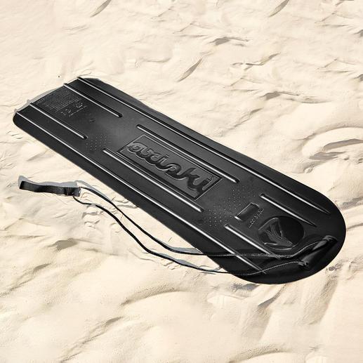 ...et même sur du sable.