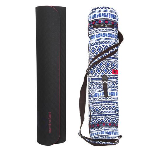 Inclus dans la livraison: le sac en cotton pratique et stylé.