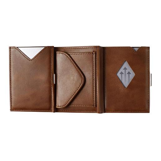 Egalement disponible: le Multi Wallet avec compartiment à petite monnaie.