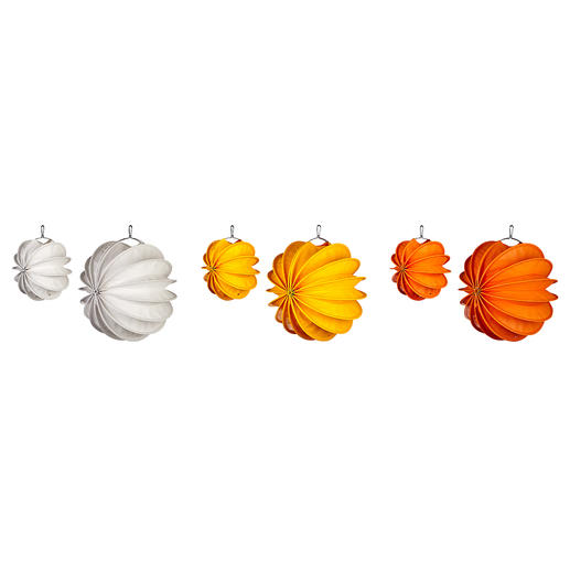 Blanc, Jaune et Orange