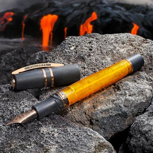 Stylo-plume Visconti édition Pro-Idée Toutes les innovations de la manufacture de luxe Visconti réunies dans un seul stylo-plume.