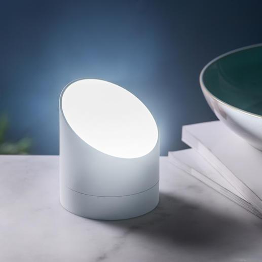 Retournez le réveil : le voilà métamorphosé en une lampe modulable et pratique !