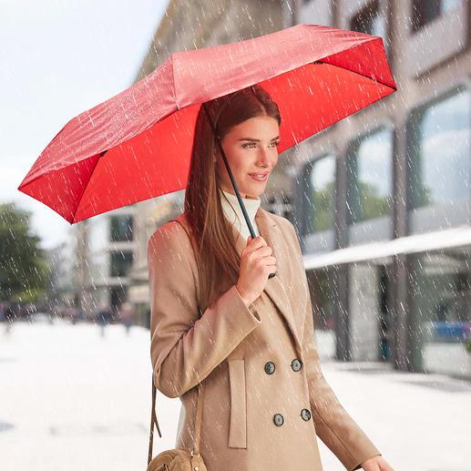 Parapluie ultra-léger 99 g Probablement le parapluie de poche le plus léger au monde.