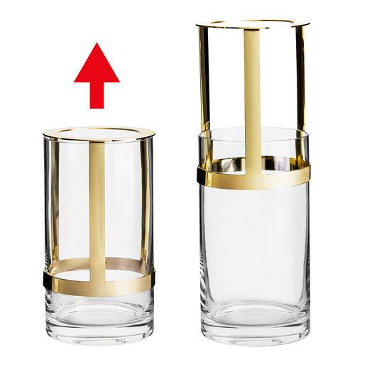 Le support en métal réglable en hauteur coulisse librement vers le haut ou vers le bas.