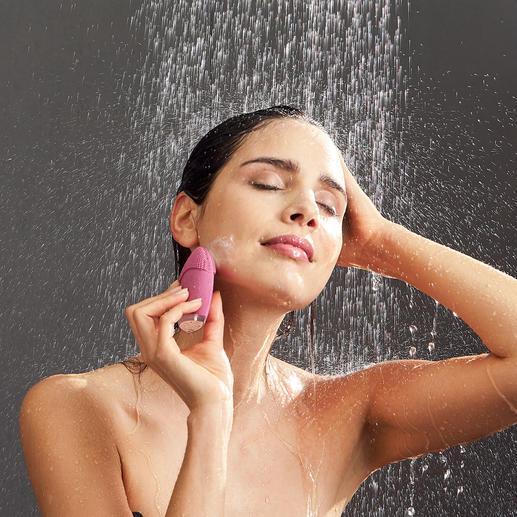 Brosse visage Beurer FC 49 La dernière technologie vibratoire favorise un grain de peau harmonieux et stimule la circulation sanguine.