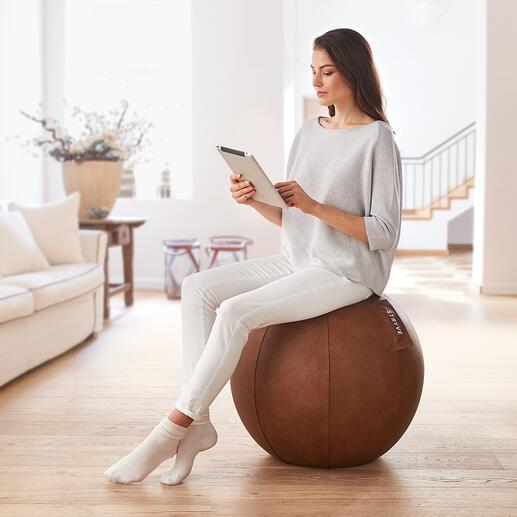 Siège ballon design STRYVE Être assis tout en préservant votre santé peut aussi avoir du style.