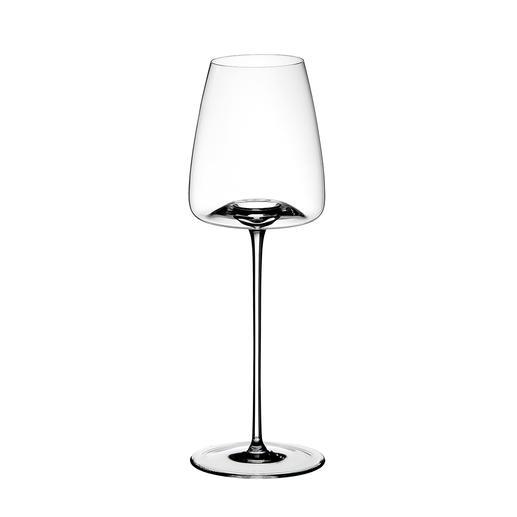 STRAIGHT : Pour les vins rouges et blancs définis par cépage, fruités et aromatiques. H27cm, Ø9cm, contenance: env. 540ml.