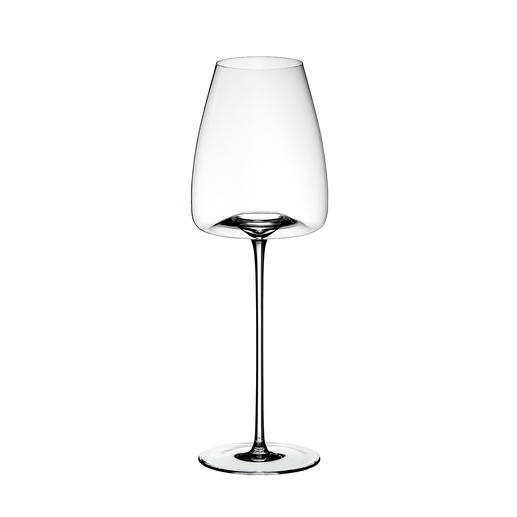 FRESH : Pour les vins blancs très frais, les vins rosés légers, les vins pétillants et tous types de vins mousseux (également le champagne). H24cm, Ø8cm, contenance: env. 340ml.
