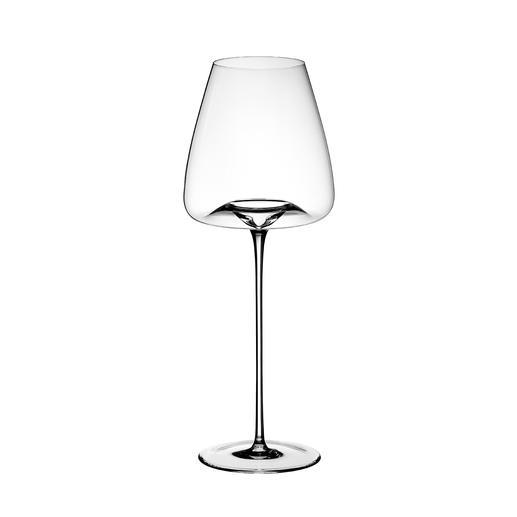 INTENSE : Pour les grandes vignes, les vins blancs et rouges puissants, les vins blancs et rouges rustiques à l'acidité appuyée, les vins de Bordeaux jeunes et d'âge moyen. H28cm, Ø10,5cm, contenance: env. 640ml.
