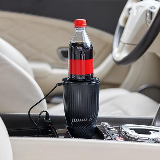 Refroidisseur de canettes et bouteilles pour voiture Dégustez désormais des boissons parfaitement réfrigérées lors de vos déplacements.