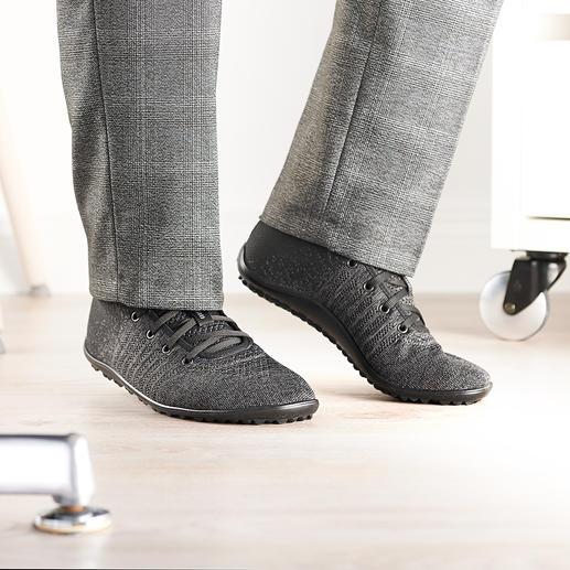 Des chaussures tout terrain, pour une sensation de marche «pieds nus», au quotidien, au travail…