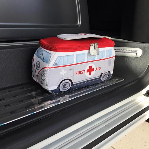 Kit de premiers secours Volkswagen Qui a dit que les trousses de premiers soins devaient toujours avoir l'air ennuyeuses?