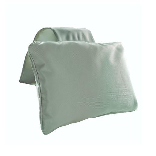 Coussins repose-têteLOFT Beaucoup plus élégant et pratique : le coussin repose-tête lavable et confortable pour la baignoire.