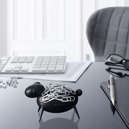 Mouton à trombones Un bel objet sur votre bureau et un aimant pour les trombones.