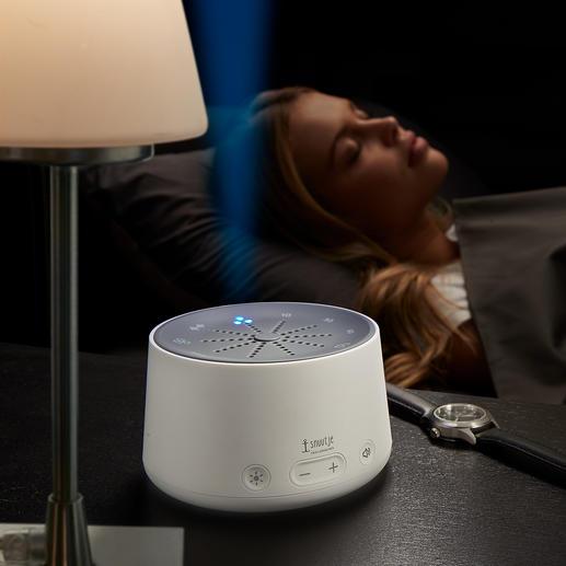 Aide à l'endormissement Mieux s'endormir, de façon naturelle, avec des compositions sonores et lumineuses apaisantes.