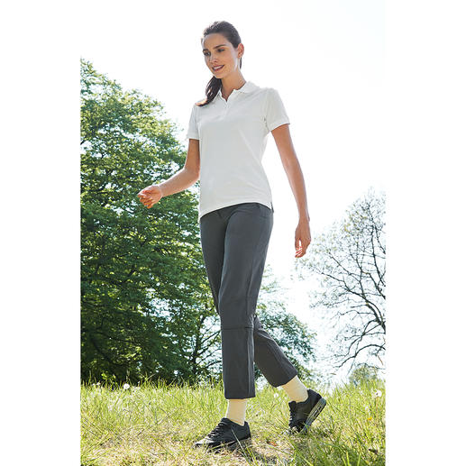 Vos pieds et vos chevilles sont protégés contre tous les types de moustiques, à la fois dans votre jardin mais aussi lors de longs voyages en régions tropicales.