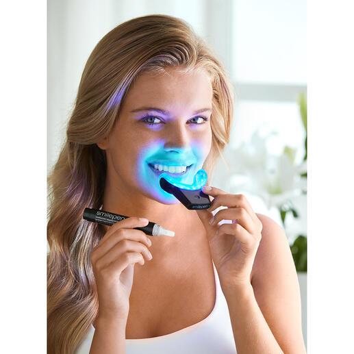 Kit de blanchiment SmilePen Power Whitening Des dents blanches et brillantes, avec la méthode des professionnels, confortablement à la maison.