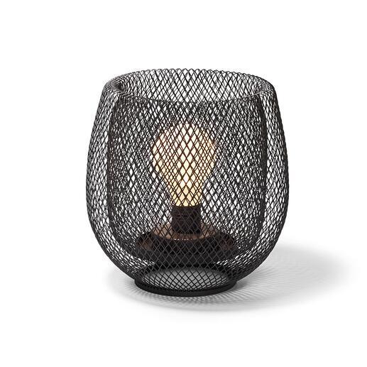 Lampe en mesh