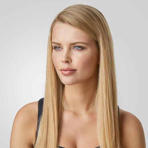 Vous réussissez vos coiffures parfaitement et très facilement, que vous boucliez ou lissiez vos cheveux.