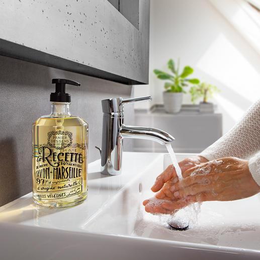 Savon liquide Provence par Panier des sens, 500 ml Conçu avec le savoir-faire des maîtres savonniers et maîtres parfumeurs de Marseille et Grasse.