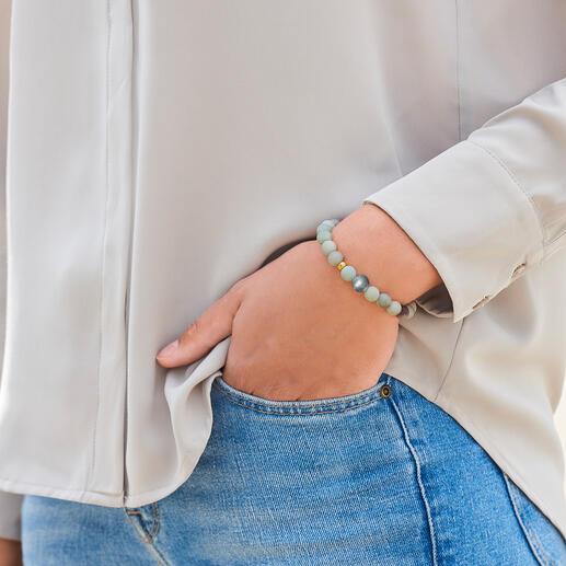 L'élégant bracelet de grande qualité se combine avec tous les styles vestimentaires, à tout moment de la journée.
