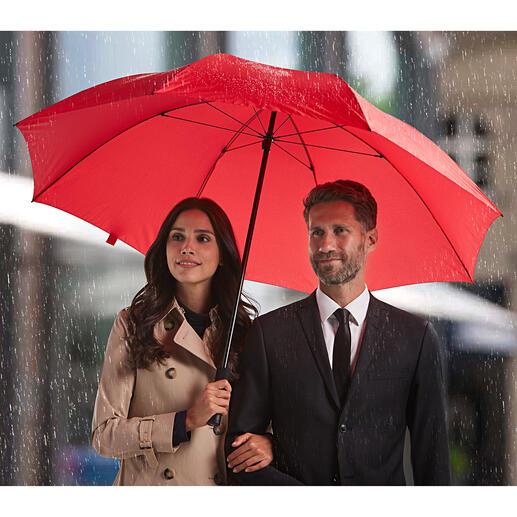 Parapluie XL ultraléger Le poids plume parmi les parapluies et parasols de très grande taille.