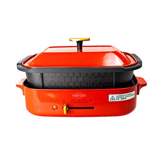 L'insert de cuisson de 4l– idéal pour les rôtis, ragoûts et daubes.