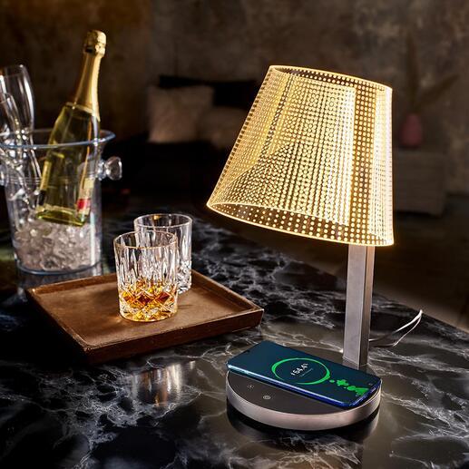 Lampe de table design magique Comme par magie : des points de lumière visuellement flottants illuminent votre intérieur selon vos envies.