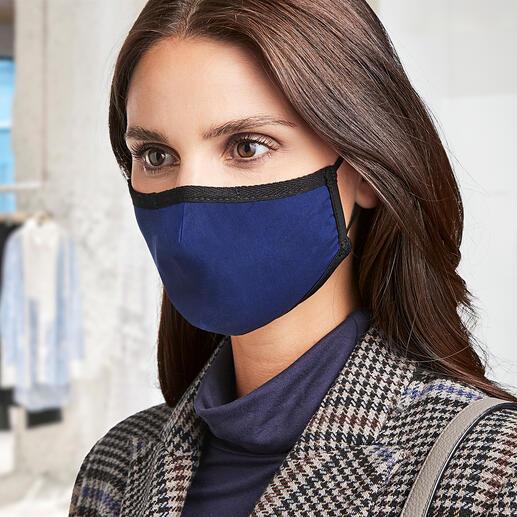 Protection bucco-nasale Livinguard La protection bucco-nasale dernière génération : rend le virus SARS-CoV-2 inactif jusqu'à 99,9 %.